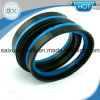 Double-Acting Piston Seal for One or Two-Piece Piston