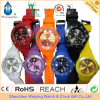 Fashion Silicone Quartz Watch /Silicone Watch (WY-S003)