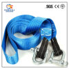 Heavy Duty Tow Strap Safety Strap with Shackle