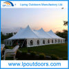 Outdoor 18X30m Large White Marquee 350-450 People Peg and Pole Tent