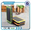 5V 3.1A 2 USB Ports 10000mAh Solar Power Bank
