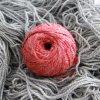 Hemp/Wool Hand Knitting Yarn
