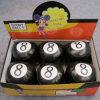 Billiard Ball Design Baseball Shape PVC Softball