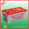 Heavy Duty Truck Dry Charged Automotive Battery Battery N200 200ah 12V