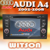 Car DVD Player With GPS for Audi A4 (W2-D9764A)
