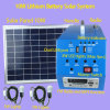Lightweight Cheap Solar Power System with Lighting MP3, and Radio