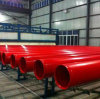 FM Certificate Fire System ERW Grooved Steel Pipes