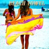 Free Sample Square Beach Towel Print