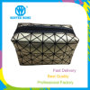 Ladies Golden Soft   Diamond PU Cosmetic Bag