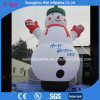 Inflatable Snowman Christmas Decoration for Sale