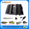 High Sensitive Truck 3G GPS Tracker with 4 Fuel Sensor