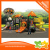 Multifunctional Double-Deck Amusement Park Spiral Slide for Children