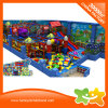 ISO Children Play Center Amusement Park Indoor Playground with Training