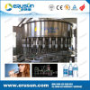 Carbonated Beverages 3 in 1 Liquid Filling Machine