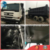 13ton Manual-Steering Front-Lift-Dumping Japan-Export 6*4-LHD-Drive Used Nissan Ud Dump Truck