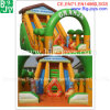 Inflatable Stair Slide, Inflatable Pools with Slide (DJWS011)