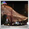 Mall Decoration Manufacture LED Christmas Curtain Waterfall Lights
