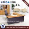 Chinese Office Furniture Wooden Boss MDF Computer Desk (HX-4003)