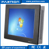 2 ethernet port cotroller 15 inch high brightness LED/LCD panel PC with 2* COM port