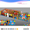 EU Standard Funny Kids Indoor Playground Equipment Candy Theme