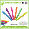Multiple Colourful Crayon Pen for Promotion