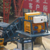 Yhzs50 Dry Mix Concrete Mobile Batching Plant for Sale (50m3/h)