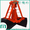 2016 Shegnqi Four Rope Hydraulic Grab Buckets for Crane