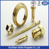 OEM Brass Material Factory CNC Lathe Turning Milling Machining Parts