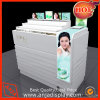 Wood Cosmetic Display Counter for Shop