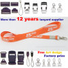 ID Card Holder Lanyard with Metal Clip