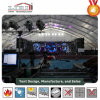 60m Wide Clear Span Aluminum Structure Polygon Marquee for Events