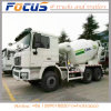 Dealership Price of Cimc Shacman Concrete Mixer Tank Truck for Construction