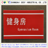 ABS Double Color Plastic Sheet with High Adhesive for Engraving