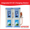 Fast AC/DC Integrated EV Charger DC Charging Pile Station EV Charging Station