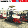 Self-Propelled Rice and Wheat Harvesting Machine