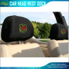 Elastic Polyester Promotion Car Seat Headrest Covers (M-NF25F14009)