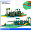 Commercial Children Paradise Outdoor Playground