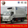Isuzu 700p 4X2 20cbm Refrigerator Truck for Fresh Food