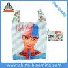 210d Nylon Printed Foldable Shopping Tote Bag