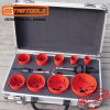 13PCS Bi-Metal Hole Saw Kit