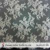 Fashion Wedding Dress French Lace Fabric (M2147-3M)