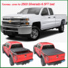 Hot Sale Tri Fold Truck Shells for 2500 Silverado Lt Crew Cab Double Cab