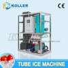 Clean and Crsytal Tube Ice From High Output Tube Ice Machine
