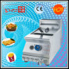 12L New Design Gas Deep Fryer with Thermostat