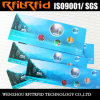 13.56MHz Color Sticker Waterproof RFID Ticket