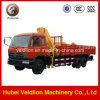 10 Ton Mobile Hydraulic Truck with Cranes with Best Price