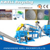 Plastic Recycling with Crusher/Pet Bottle Scrap Washing Line