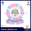 9.5g 3color Pure Clay Dunes Sticker Chip (SY-C06-1)