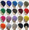 OEM Colorful Fashion Crease Hat Arabic Cap Turban