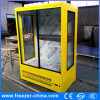 Sliding Glass Door Auto Frost Fresh Flower Display Fridge